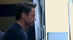 Tony Stark (Robert Downey Jr.) is looking worried too. Bobby, you didn't have anything to do with Scarlett's pics, did you?