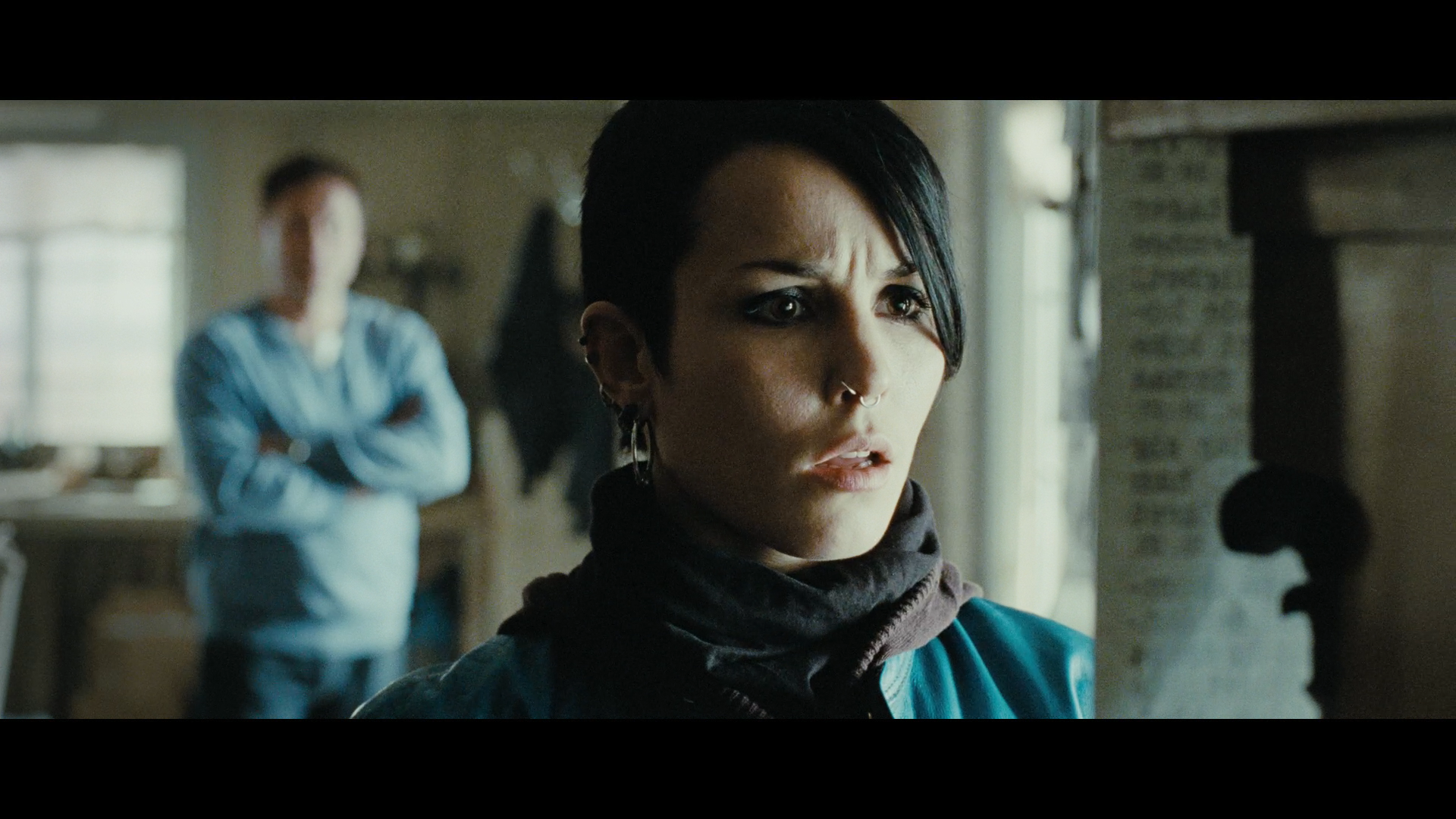 Noomi Rapace Girl With The Dragon Tattoo Wallpaper Sevstar